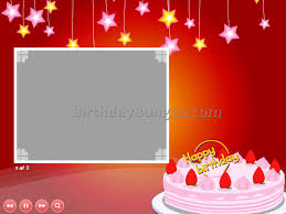 birthday wishes templates birthday card template powerpoint doc425425 birthday greetings