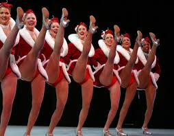 can the radio city rockettes be revolutionary about