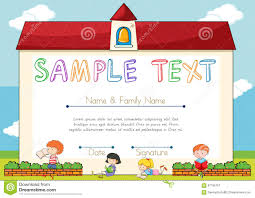 32 child certificate template 14 children 039 s book templates