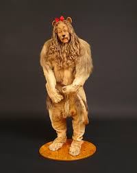 cowardly lion costume bonhams bert lahr s cowardly lion costume from the wizard of oz