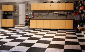 black and white garage flooring options how to choose garage