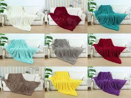 Faux Fur Electric Throw Euphoria Calitime Super Soft Fluffy Plush Fleece Throw Blanket