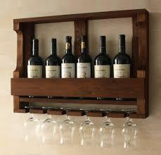 the 25 best hanging wine glass rack ideas on pinterest