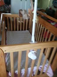 Simplicity Convertible Crib Solid Wood Simplicity Convertible Crib Slide Picture For More