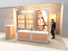Shop In Shop Interior by Nikki Lissoni Presents New Shop In Shop Furniture Professional