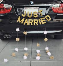 best 25 just married car ideas on just married just