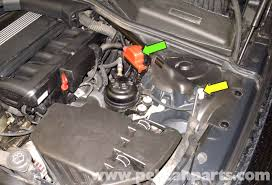 bmw e60 5 series battery and connection notes replacement 2003
