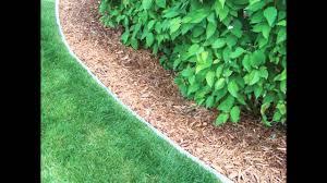 Landscaping Edging Ideas Garden Edging Garden Edging Ideas Cheap Youtube
