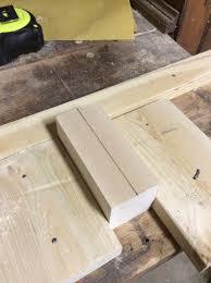 Diy Wood Desk by How To Make A Desk Calendar Homemade Ginger