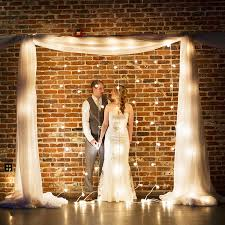 wedding arches to rent calla ceremony flowers calla