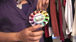 Color Wheel Home Decor Fashion Tips How To Color Coordinate Your Clothes Youtube