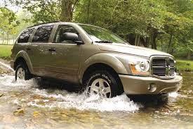 dodge durango reviews 2004 dodge durango road test review four wheeler magazine