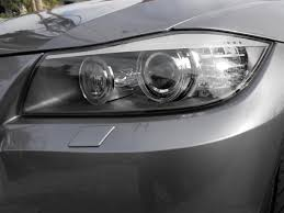 bmw e90 headlights 2009 bmw 320d road test review
