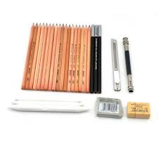 pencil drawing art kits supply ac picture more detailed picture