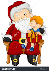 child sitting clipart kids on santas lap clipart clipart collection free christmas
