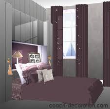 chambre prune decoration chambre prune visuel 5