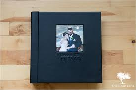 leather wedding photo album black leather wedding album vt wedding photographer orchard