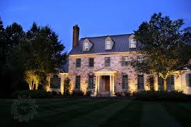 Landscape Lighting St Louis Led Outdoor Lighting Services St Louis Dusk To