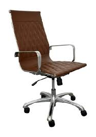 brown leather armless desk chair archive with tag brown leather armless desk chairs walkforpat org