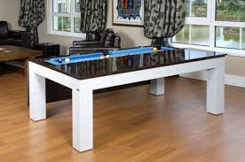 Dining Room Table Pool Table - amazing dining and billiard table for small spaces modern art
