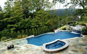 in ground swimming pool deck designs in ground swimming pool