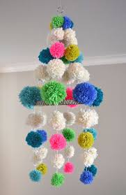 Diy Ball Chandelier 24 Best Collection Of Yarn Ball Chandelier