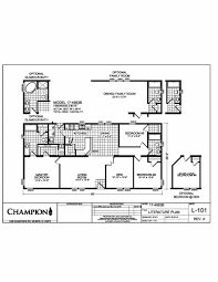 Floor Plans For Trailer Homes Craftsman Manufactured Homes 20th Century Homes