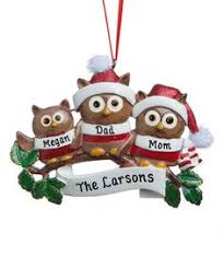 stacked winter owls wooden statue zulily mona