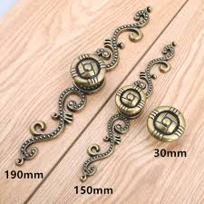 online get cheap vintage cabinet handles with backplates