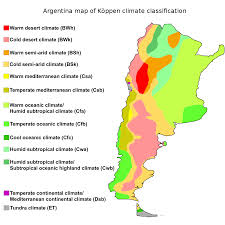 Word Cloud Map Of Washington by Climate Of Argentina Wikipedia