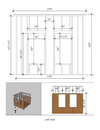 Plans For Retirement Cabin Prospector U0027s Cabin 12 U0027x12 U2032
