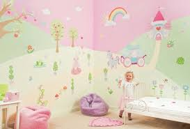 Fairy Themes For Little Girls Bedrooms Fairy Themed Wallpaper - Girls bedroom wall murals
