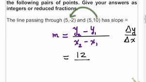 Graphing Ordered Pairs Worksheet Worksheet Find Slope From Two Points Laurelmacy Worksheets For