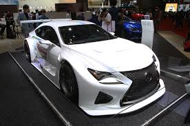 lexus rc gt3 six cars we couldn u0027t ignore at the 2015 tokyo auto show