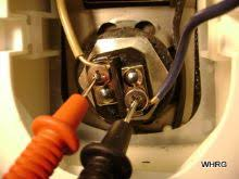 water heater thermostat testing