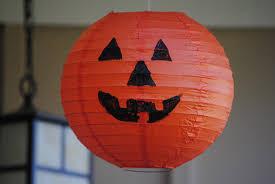 pottery barn knock off hanging pumpkin lanterns making lemonade
