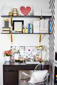 Diy Office Desk Accessories work space reveal homey oh my
