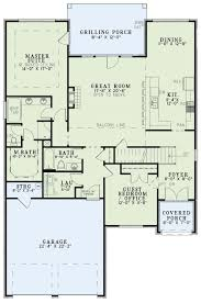 Tudor House Plans With Photos by Tudor Style House Plan 4 Beds 3 00 Baths 2454 Sq Ft Plan 17 2494