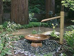 Backyard Water Fountain by Small Backyard Water Feature Ideas Zandalus Net