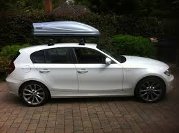 bmw 1 series roof bars roof box bar recommendations vw forum vzi europe s largest
