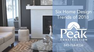 home design trends that are over six home design trends of 2018 peak construction