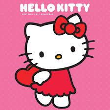 free kitty calendar 2017 u2013 blank calendar 2017