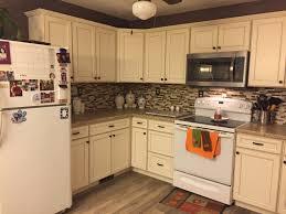 lowes caspian cabinet grey marble countertop stone tile custom