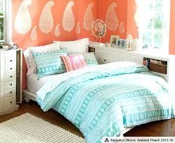 peach bedroom ideas peach paint colors for bedroom diiva club