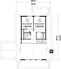 cabin style house plan 4 beds 1 baths 1440 sq ft plan 25 4291