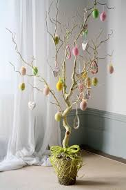 Spring Decorations For The Home by Best 25 Easter Tree Ideas Only On Pinterest Easter Holidays