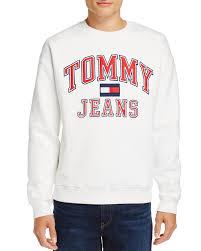Tommy Hilfiger Flag Tommy Hilfiger Tommy Jeans 90 U0027s White Flag Logo Crewneck