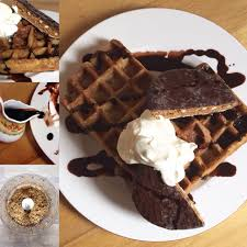 on the bright side there u0027s food u2014 lebkuchen waffles everything