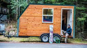 little house adventuremobiles little house on wheels transworld snowboarding