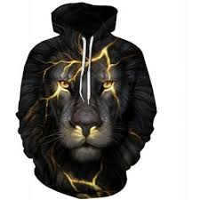 3d hoodies lion best deals online shopping gearbest com
